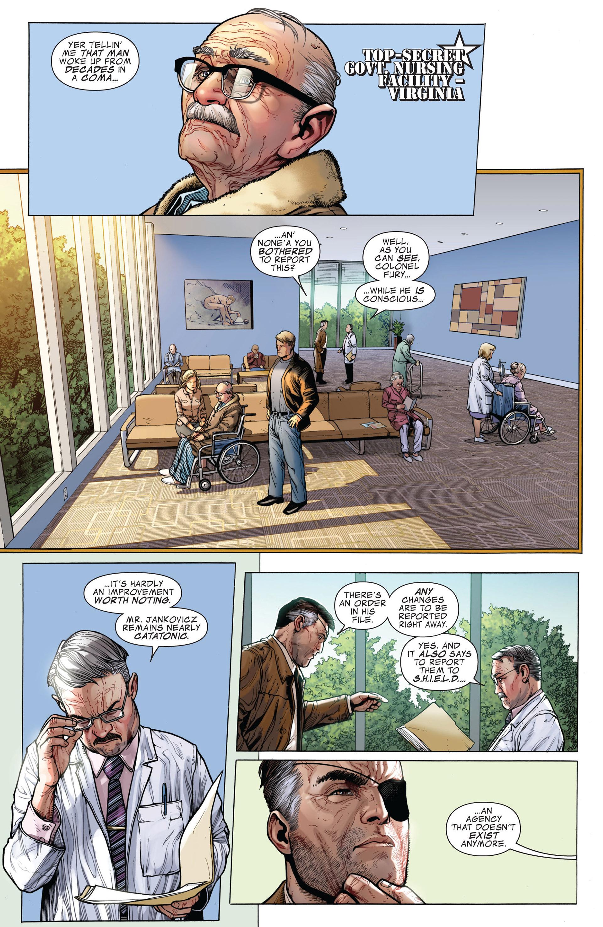 Captain America (2011) Issue #1 #1 - English 16