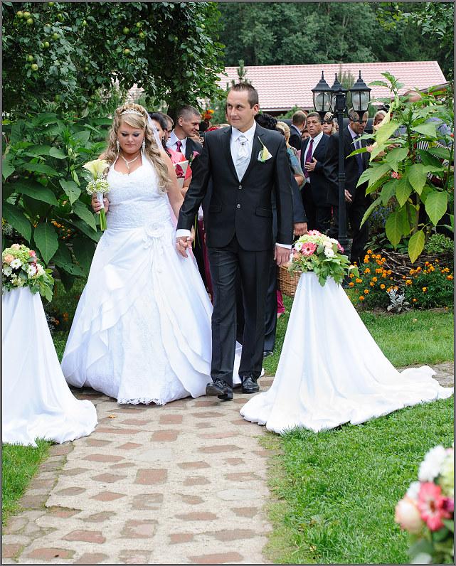 prašmatnios vestuvės