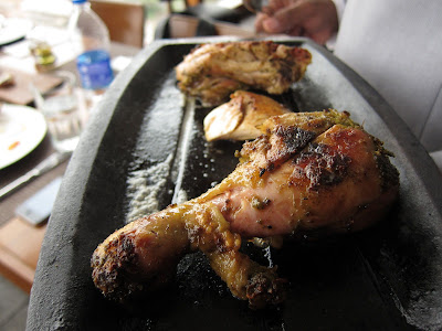 Roased Chicken at Pesto Pesto Pune
