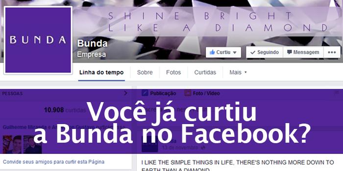 Já curtiu a Bunda no Facebook?