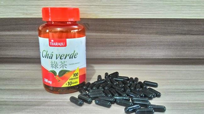 Laboratório Tiaraju, Medicamento, Comprimido, Chá Verde, Chá, Saudável, Na Cozinha da Maricota, Recebido, Resenha,