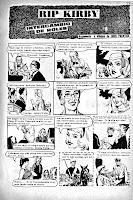 Rip Kirby en Fantasia Extraordinario 139, Marzo 1970