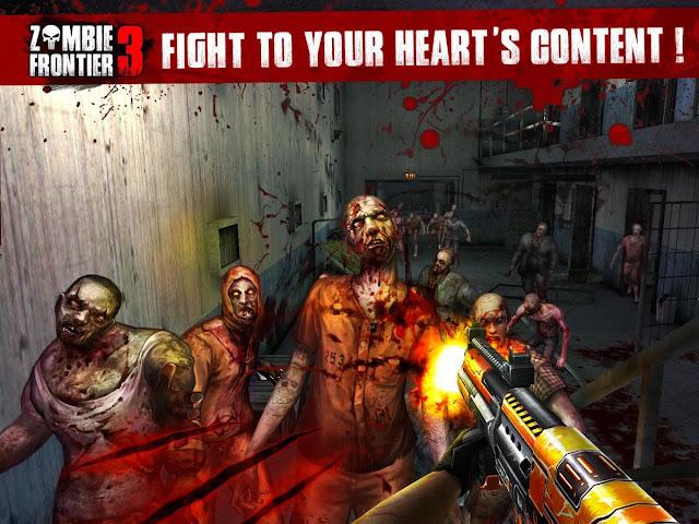 Zombie Frontier 3 Apk Hile