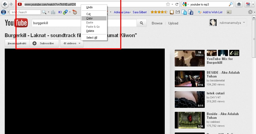 Convert Youtube To Mp3 | Janudin Oke