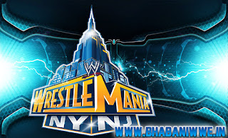 Download » WrestleMania XXIX Official Logo HQ PNG Render For Free [2000px]