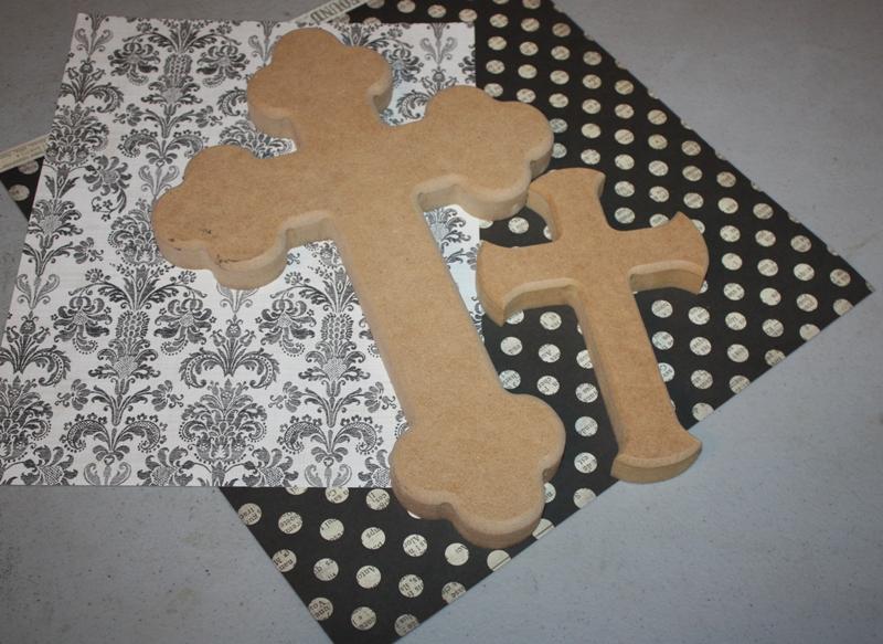 diy decorative cross - Decorative Cross