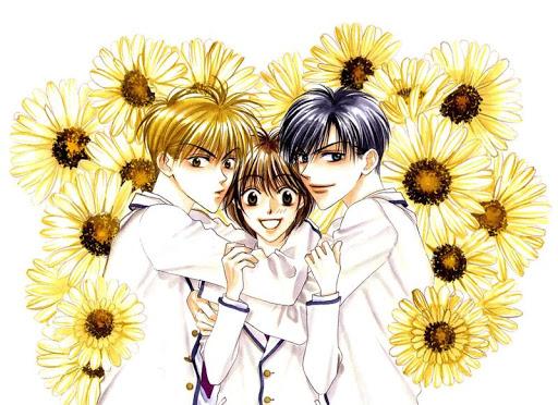 Novo capítulo de Hana-Kimi Hana-Kimi+Vol+5+Sunflowers