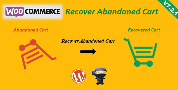 WooCommerce Recover Abandoned Cart v7.2.1