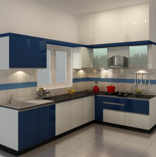 Foundation Dezin & Decor...: Modular Kitchens