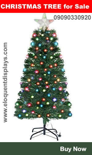 Christmas tree sales Nigeria