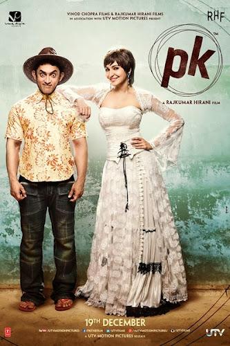 PK (2014) Movie Poster No. 2