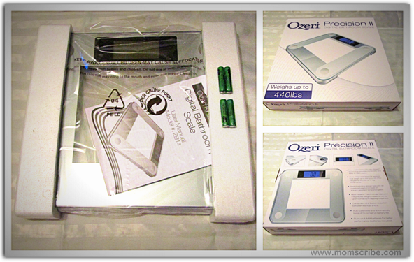 Ozeri Precision Ii Digital Bathroom Scale And Weighing Machine Review Momscribe