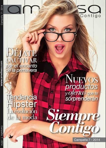 catalogo amelissa Campaña 7 2014