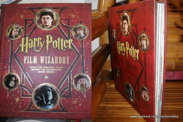harry potter film wizardry book pdf