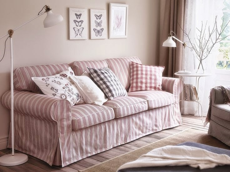 Trekk til ektorp sofa