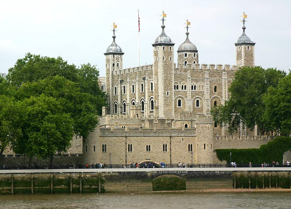 Tower of london for Building londre