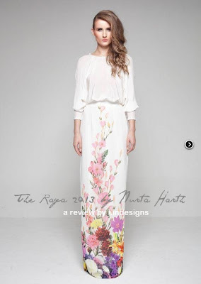 layer, drape and details by Nurita Harith