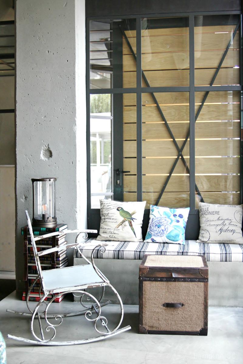 Suelo terraza decorar tu casa es - Marieta restaurante madrid ...