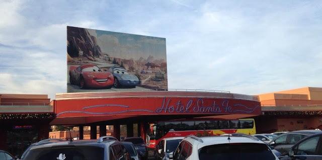 hôtel Santa Fe Disneyland Paris