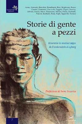 Storie di gente a pezzi, 2012, copertina