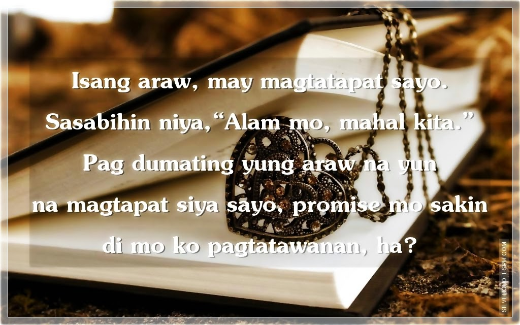 Mahal kita promise quotes