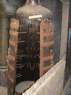 Wanderland Austria Foltermuseum Wien