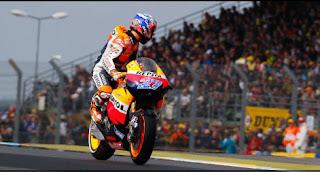 Hasil Lengkap MotoGP Prancis 2011