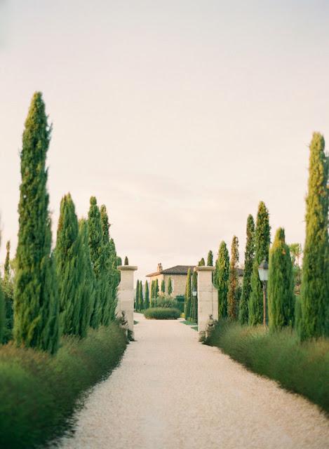 Tuscany Italy Borgo San Pietro Tuscan Countryside