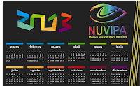 CALENDARIO NUVIPA 2013
