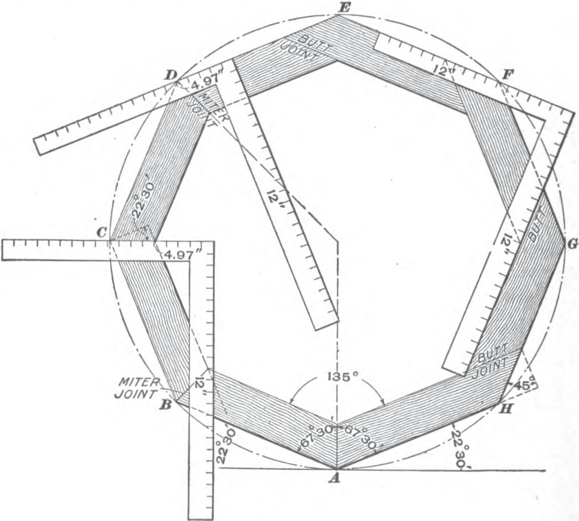 Image Gallery Octagon Layout Calculator