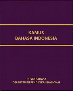 Free Download Kamus Besar Bahasa Indonesia (KBBI) PDF