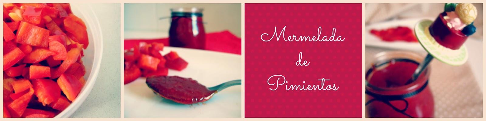 Sweet pepitas mermelada de pimientos - Como hacer mermelada de pimiento ...