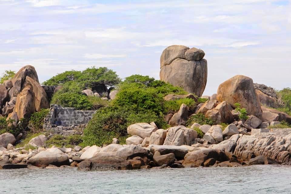 Đảo Bình Ba - Nha Trang - Khánh Hòa