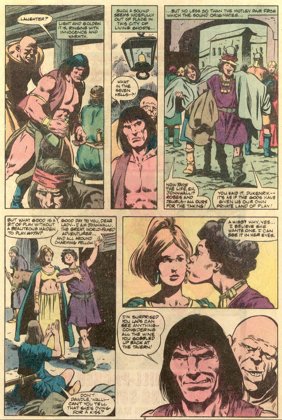 Conan the Barbarian (1970) Issue #122 #134 - English 7