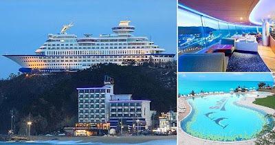 The Ship Shape Hotel
