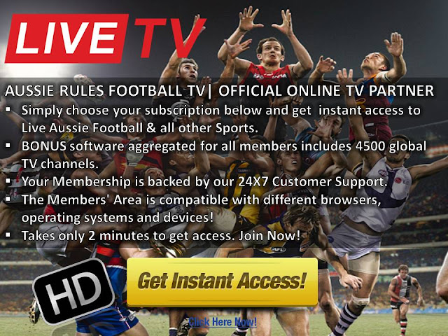 Australian Rules Football Coverage Info