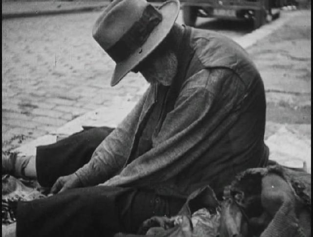 Doctor Ojiplático. Impressionen vom alten marseiller Hafen (vieux port). (1929). László Moholy-Nagy. Sinfonía Urbana (City Simphony)