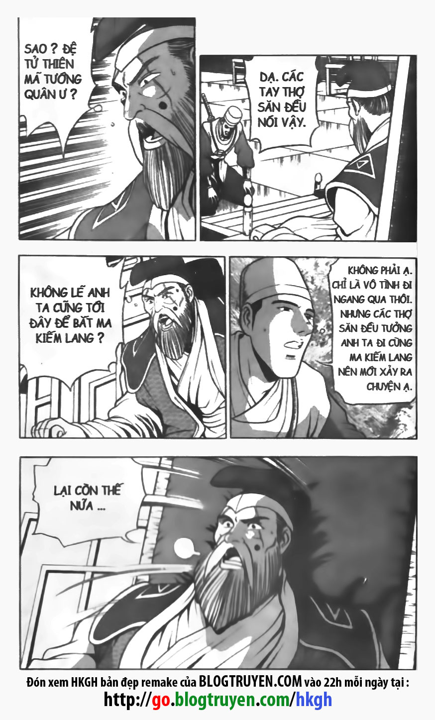 Hiệp Khách Giang Hồ chap 94 page 16 - IZTruyenTranh.com
