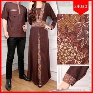 Busana: Dress Batik Couple Anggoro Rahma (BBB-079)