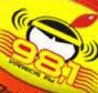 ouvir a Rádio Parecis / Jovem Pan AM 98,1 Porto Velho RO