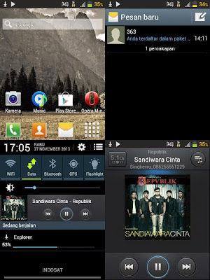 Upgrade Samsung Galaxy Young Dengan MiniRom TouchWiz