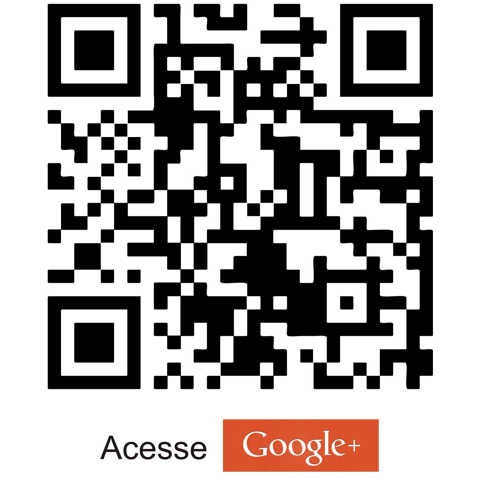 Escaneie o QR code
