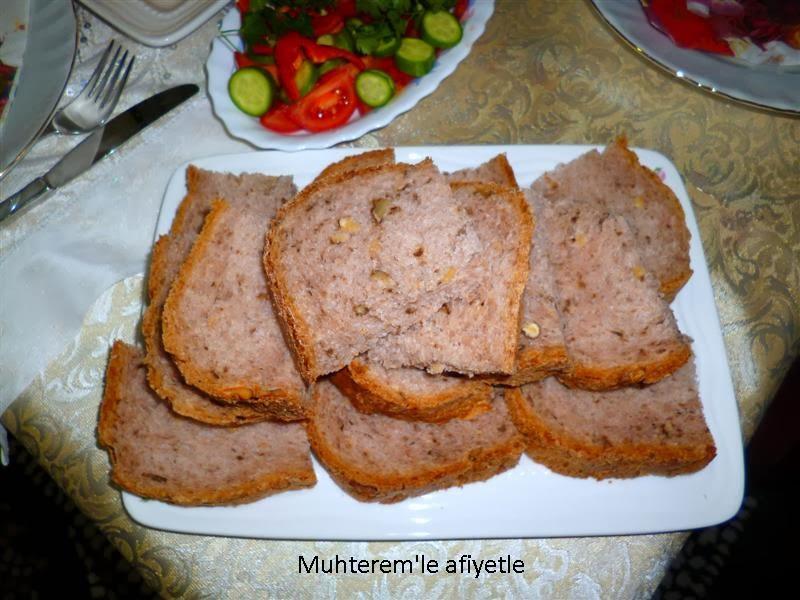 cevizli ekmek