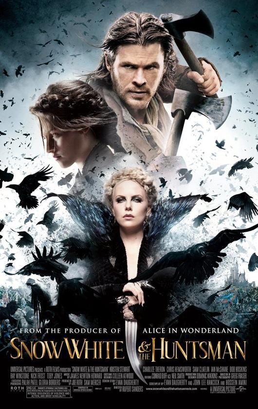 ตัวอย่างหนังใหม่ Snow White and the Huntsman (สโนไวท์ และพรานป่า ในศึกมหัศจรรย์) (ซับไทย) ต.ย.2