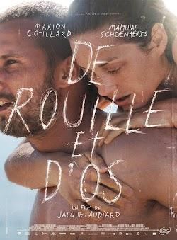 Gỉ Và Xương - Rust And Bone (2012) Poster