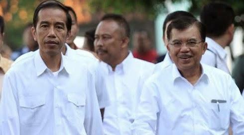 Inilah 34 Menteri Kabinet Kerja Presiden Jokowi 2014 - 2019
