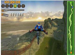 Download game Downhill : Mountain Bike