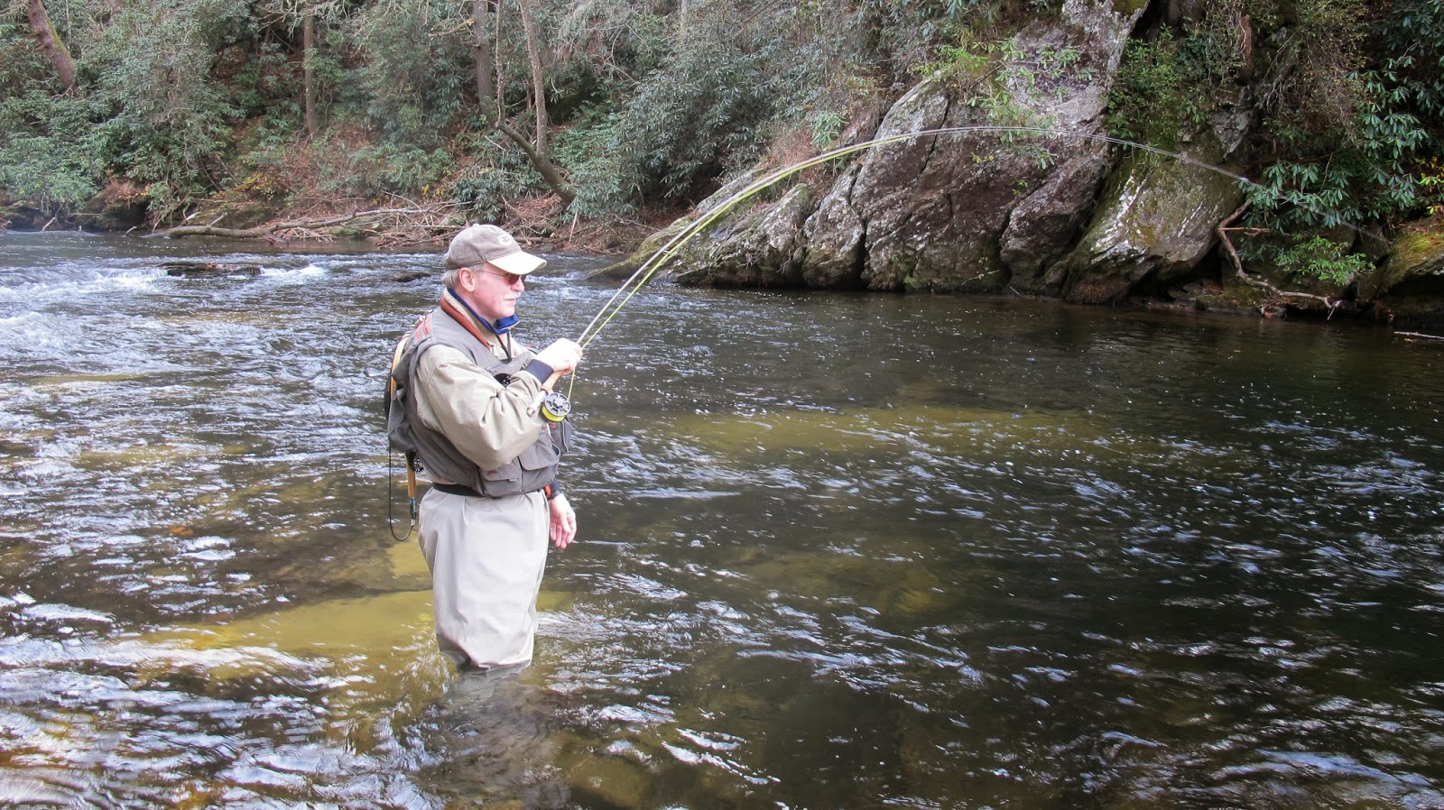 The liars club old dogs new tricks discovering the for River trout fishing