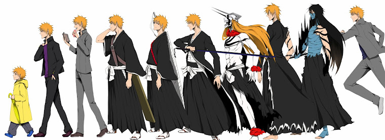 Ichigo's Transformation!!