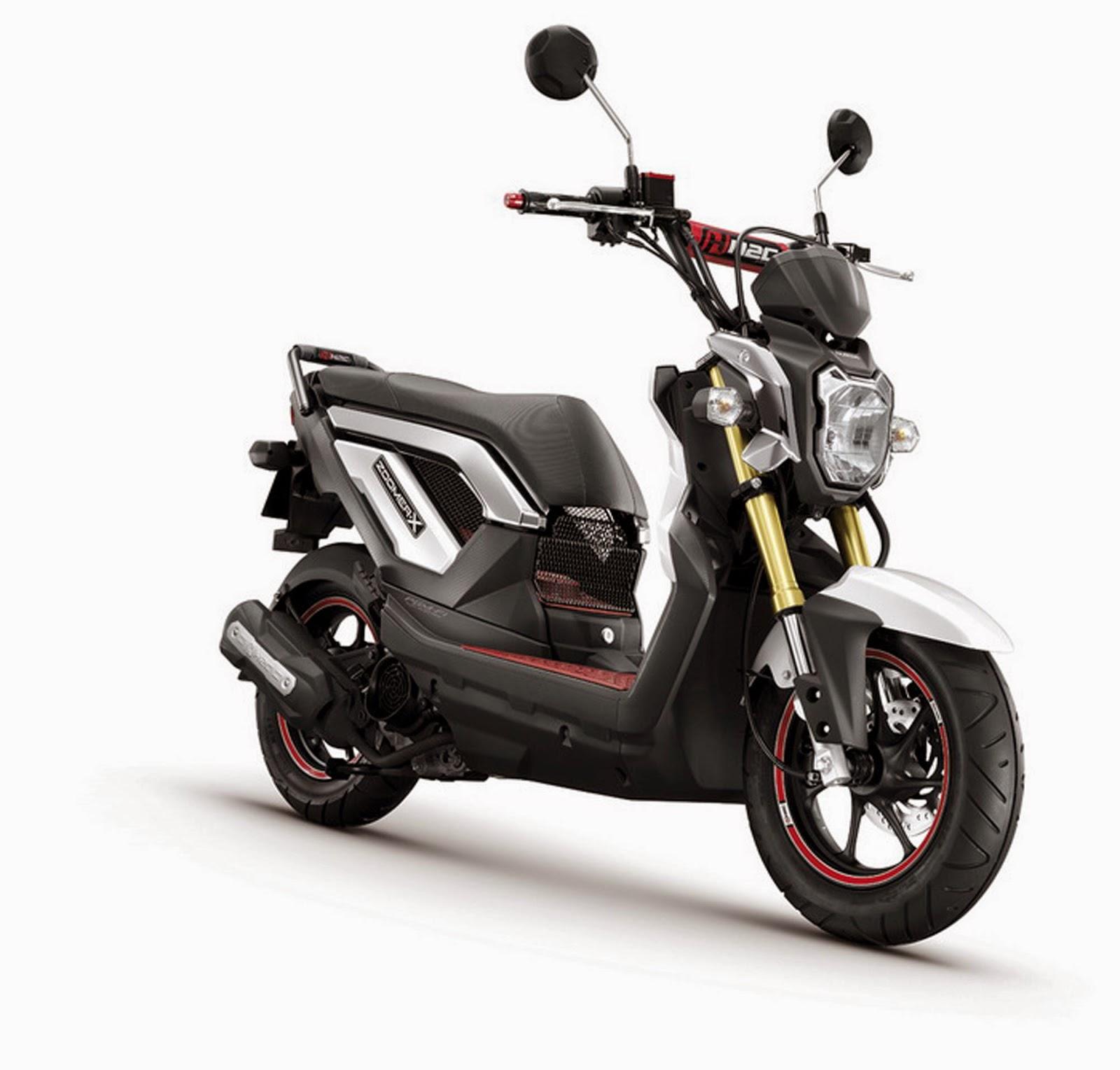 Honda Zoomer x 2015 -Price 2100$ - Phnom Penh Motors